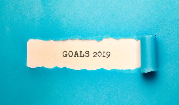 Mijn doelen voor 2019