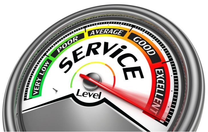 goede dienstverlening