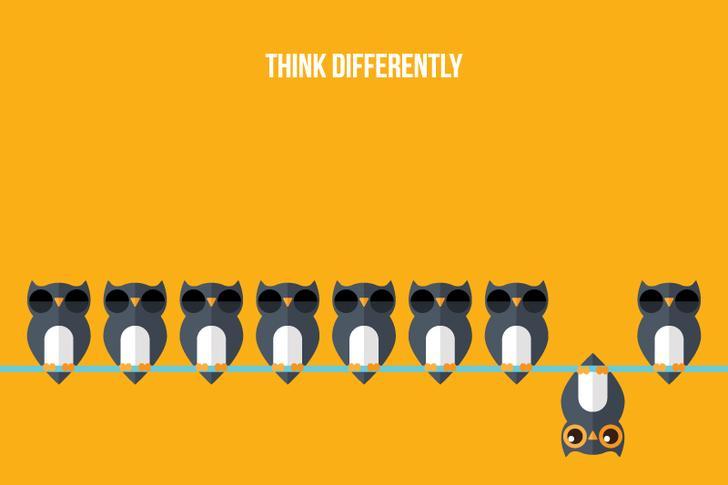 Vrij nadenken, brainstormen, conceptueel denken