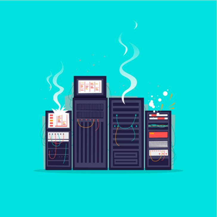 Server overload server vol